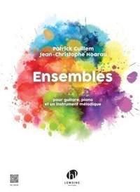 Patrick Guillem_Jean-Christophe Hoarau: Ensembles
