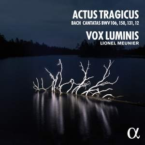 JS Bach: Actus Tragicus
