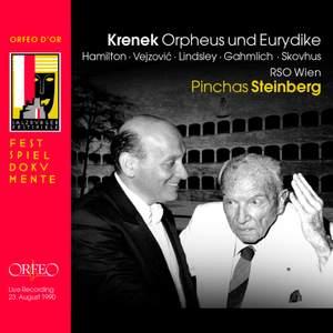 Krenek: Orpheus und Eurydike