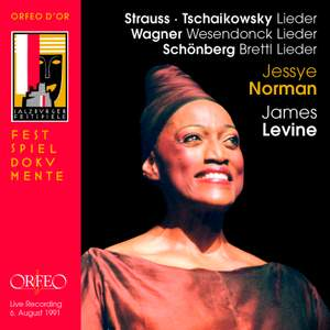 Jessye Norman - Lieder