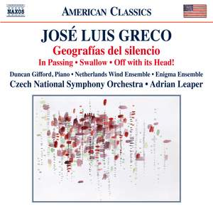 José Luis Greco: Geografias Silencio