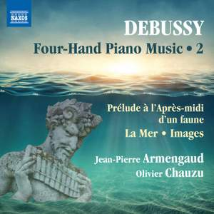 Debussy: Four-Hand Piano Music, Vol. 2