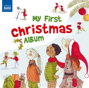 My First Christmas Album Product Image
