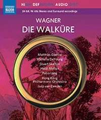 Wagner: Die Walküre (Blu-ray Audio)
