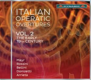 Italian Opera Overtures Vol. 2