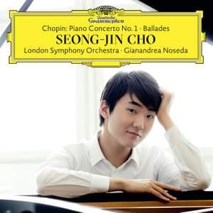 Chopin: Piano Concerto No. 1 and Ballades Product Image