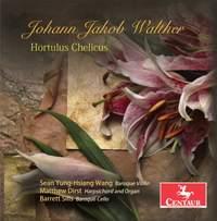 Walther, Ja: Hortulus Chelicus