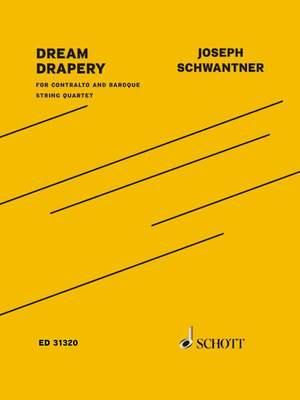 Schwantner, J: Dream Drapery