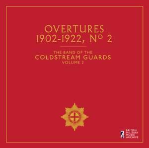 Overtures 1902-22 No. 2: Vol. 2