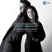 Schubert & Schumann: Transcriptions for Clarinet & Harp