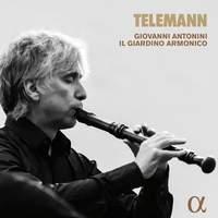 Telemann - Music for Recorder