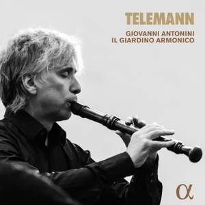 Telemann - Music for Recorder Product Image
