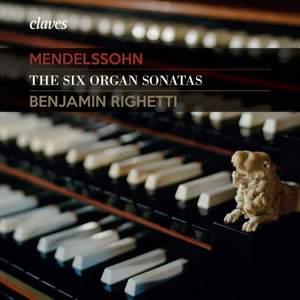 Mendelssohn: Organ Sonatas Nos. 1-6, Op. 65 Product Image