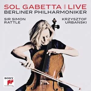 Sol Gabetta Live Product Image