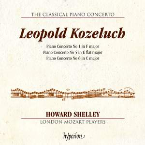 The Classical Piano Concerto 4: Kozeluch