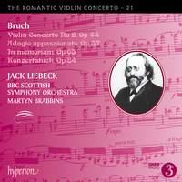 The Romantic Violin Concerto 21 - Bruch