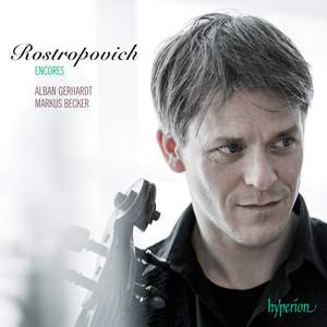 Rostropovich Encores Product Image