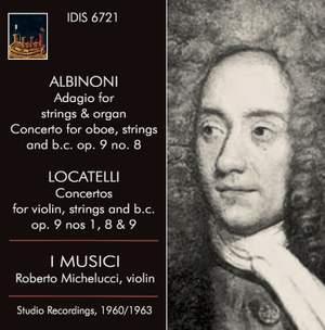 Albinoni & Locatelli: Concerti