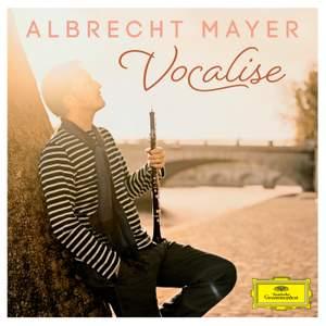 Albrecht Mayer: Vocalise Product Image