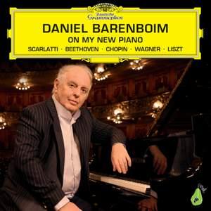 Daniel Barenboim: On My New Piano Product Image