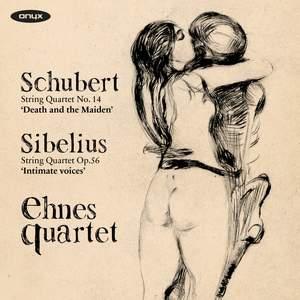 Ehnes Quartet play Schubert & Sibelius