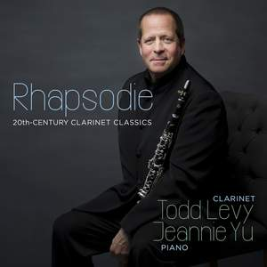 Rhapsodie - 20th-Century Clarinet Classics