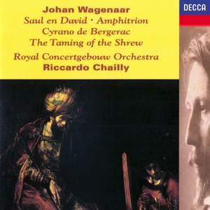 Wagenaar: Orchestral Works