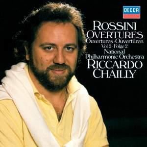 Rossini: Overtures Vol. 2