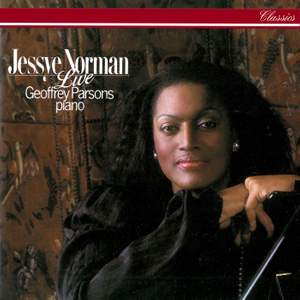 Jessye Norman Live