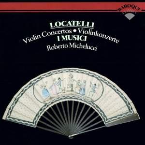 Locatelli: Violin Concertos