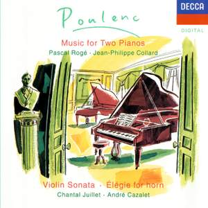 Poulenc: Music for Two Pianos