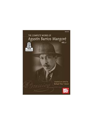 Agustin Barrios Mangoré: Complete Works Of Agustin Barrios Mangore Product Image