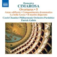 Cimarosa: Overtures Volume 5