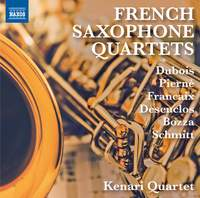 French Saxophone Quartets
