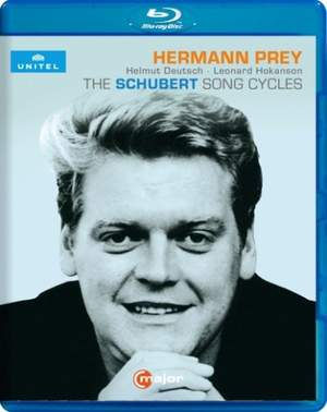 Hermann Prey: The Schubert Song Cycles