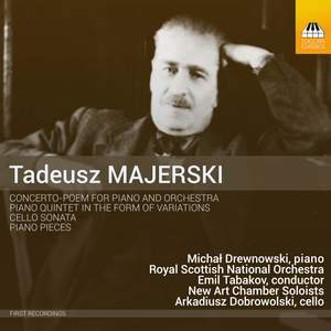 Majerski: Concerto-Poem & Other Works
