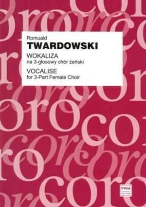 Twardowski, R: Vocalise