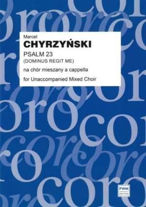 Chyrzynski, M: Psalm 23