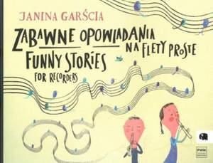 Garscia, J: Funny Stories op. 55