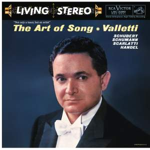 Valletti - The Art of Song