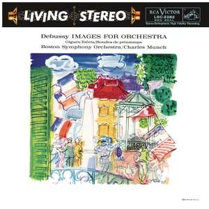 Debussy: Images for orchestra, L. 122
