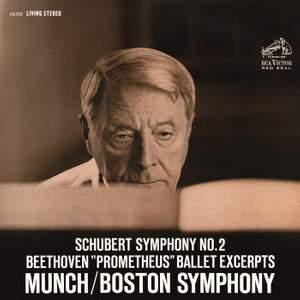 Schubert: Symphony No. 2 & Beethoven: The Creatures of Prometheus (Excerpts)