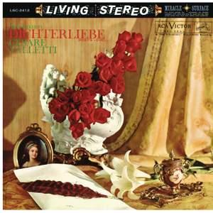 Cesare Valletti Sings Schumann