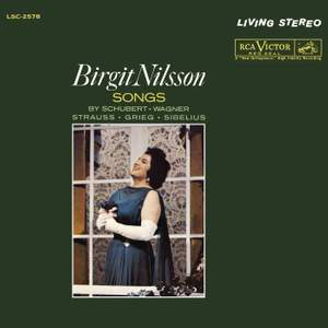 Birgit Nilsson - Songs