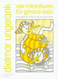 Dietmar Ungerank: 4 Miniaturen