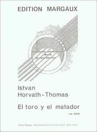Istvan Horvath-Thomas: El toro y el matador