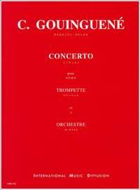 Christian Gouinguené: Concerto