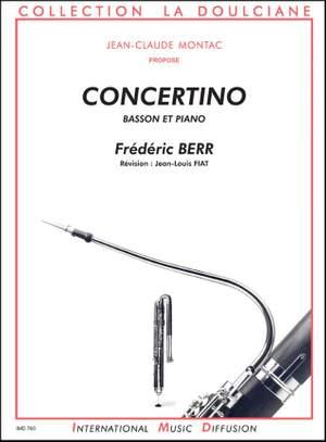 F. Berr: Concertino
