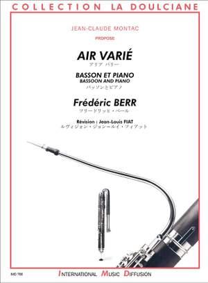 F. Berr: Air varié