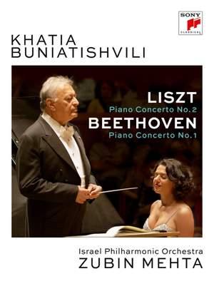 Liszt: Piano Concerto No. 2 & Beethoven: Piano Concerto No. 1